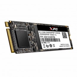 ADATA XPG SX6000 Pro PCIe Gen3x4 256 GB, SSD interface M.2 NVME, Write speed 1200 MB/s, Read speed 2100 MB/s