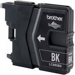 Brother LC985BK Ink Cartridge, Black