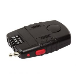 Logilink SC0212 Cable lock with alarm, retractable