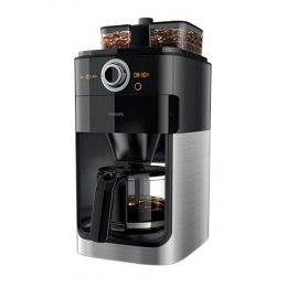 Philips Coffee maker HD7769/00 Drip, 1000 W, Black/Metal