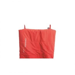 Outwell Celebration Lux, Sleeping bag, 225 x 80 cm, 8/4/-10 °C, Red