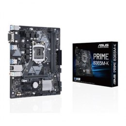 Asus PRIME B365M-K Processor family Intel, Processor socket LGA1151, DDR4 DIMM, Memory slots 2, Chipset Intel B, Micro ATX