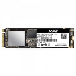 ADATA XPG SX8200 Pro 1000 GB, SSD interface M.2 NVME, Write speed 3000 MB/s, Read speed 3500 MB/s