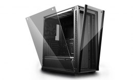 Deepcool MATREXX 70 Side window, E-ATX, Power supply included No