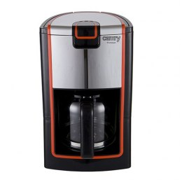 Camry Coffee maker CR 4406 Drip, 900 W, Black