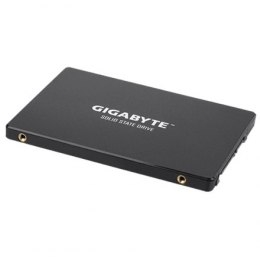 Gigabyte GP-GSTFS31256GTND 256 GB, SSD interface SATA, Write speed 500 MB/s, Read speed 520 MB/s