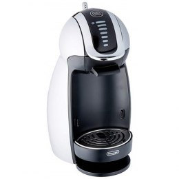 Delonghi Coffee maker Genio2 EDG 466.S Pump pressure 15 bar, Capsule coffee machine, 1500 W, White