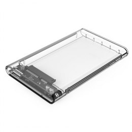 Orico Transparent USB3.0 Hard Drive Enclosure 2139U3 2.5 inch