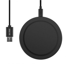 Acme CH302 Wireless charger Black, DC 5 V, 1 A / DC 9 V, 1.1 A (10 W)