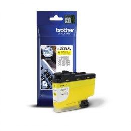 Brother High-yield Ink Cartridge LC3239XLY Ink, Yellow