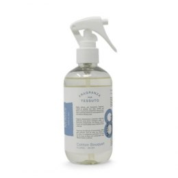 Mr&Mrs Laundy spray TESSUTO JLAUSPR0801 Cotton Bouquet: Bergamot, Eucalyptus, Musk, 250 ml