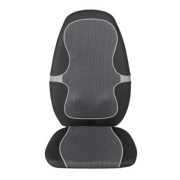 Medisana Shiatsu Massage Seat Cover MC-815 Number of massage zones 3, Number of power levels 3, Heat function, Black